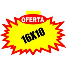 Cartaz SPLASH de Ofertas